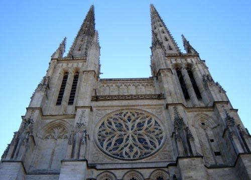 De bedevaartsweg via turonensis iv bordeaux pyrenee n - Verblijf kathedraal ...