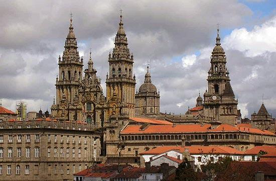 De kathedraal van santiago de compostela - Verblijf kathedraal ...