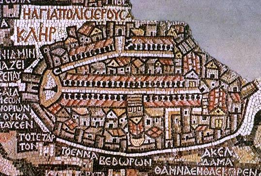 ontdekking tempel jeruzalem