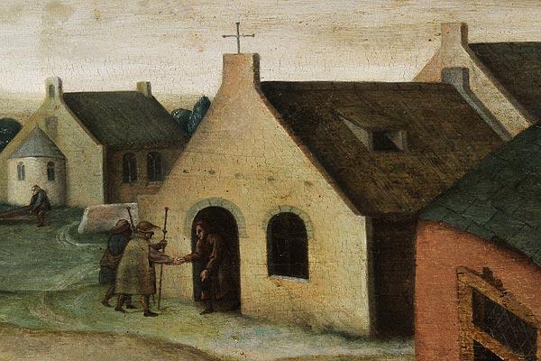feest uitnodeging middeleeuwen