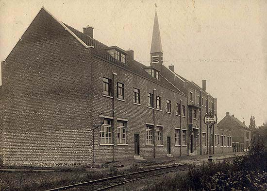 kloosterschool in 1921