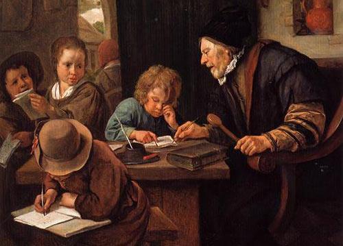 De inkomsten onderwijs van de zusters van ten bunderen tijdens de 19de en 20ste eeuw in moorslede - Bron schilderijen ...