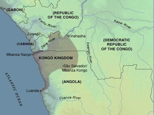 Geschiedenis Van De Missionering Van Congo I Vanuit