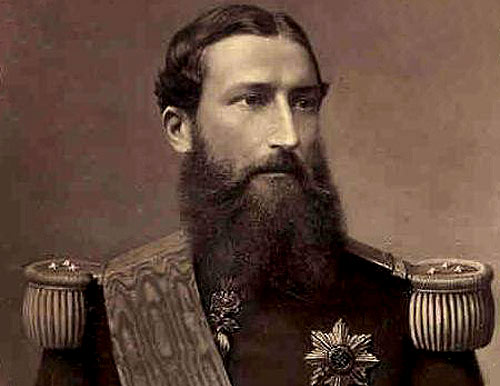 Leopold II, wiens strategie met Mill Hill faalde